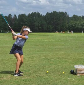 Ava driving it home to 2nd place at her Drive, Chip & Putt subregional qualifier! Congrats to you and good luck at Quail Hollow Club! 🙌 https://t.co/jFskTxJabA