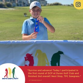 It was a weekend full of smiles, swings, and sunshine at the Currie Golf Course, Par Tee Golf Center and @DuranGolfClub! ☀️ Keep sharing your journey by tagging @DriveChipPutt or using #drivechipandputt. https://t.co/2oHDNPiDiQ